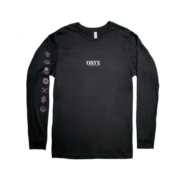 Archetype LS Tee (Black)