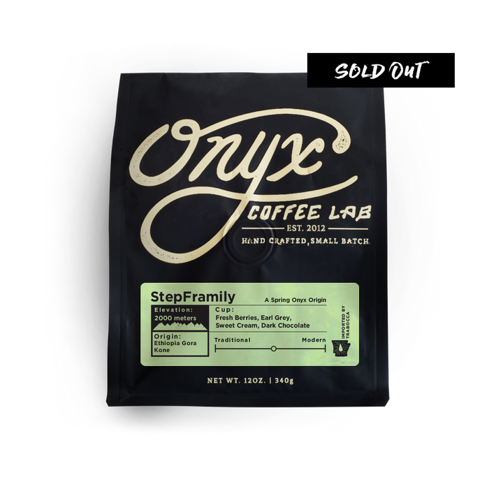 StepFramily - A Spring Onyx Origin - Coffee Roasters