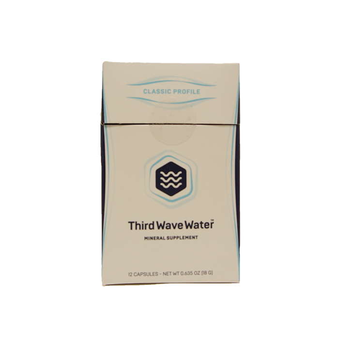 Third Wave Water - Coffee Roasters