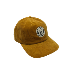 Skull Patch Hat - Coffee Roasters
