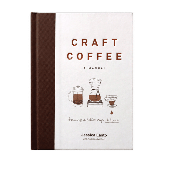 Craft Coffee, A Manual - Book - Coffee Roasters