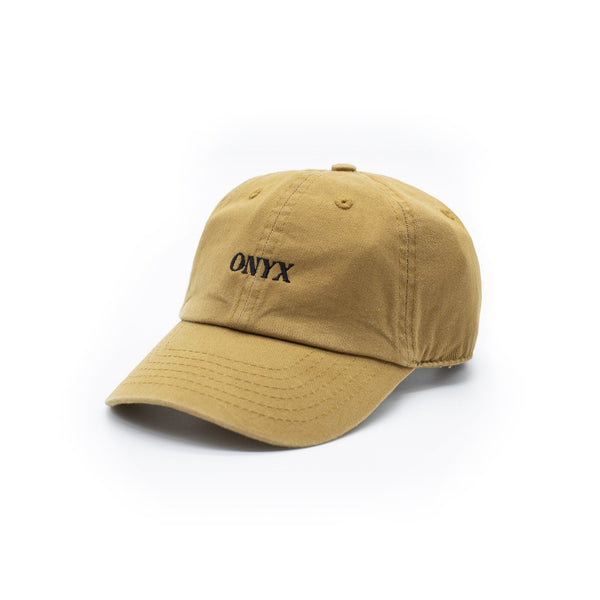 Basic Youth Hat (Mustard)