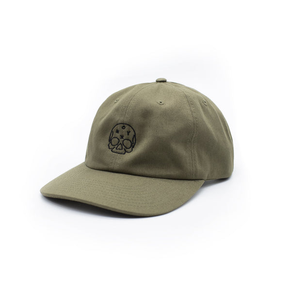 Mortal Dad Hat (Olive)