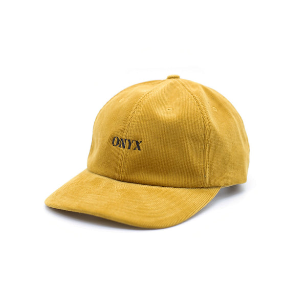 Basic Dad Hat (Mustard)