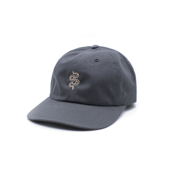 Archetype Dad Hat (Asphalt)