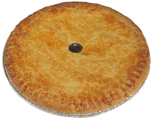 "10"" Blueberry Pie"