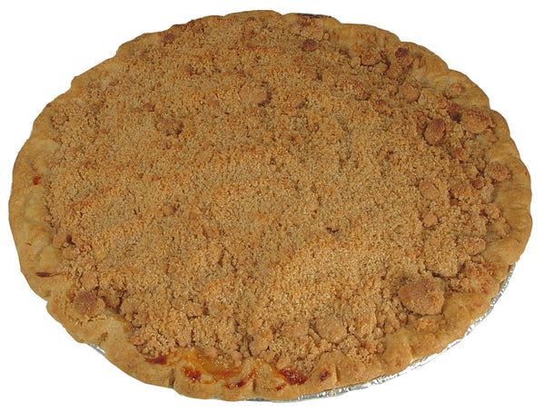 "10"" Apple Crisp Pie"