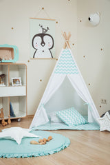 SET: TEEPEE CIK CAK MINT