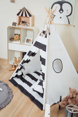 SET: TEEPEE STRIPES