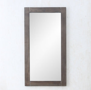 "16"" WEATHERED GRAY MIRROR WLF7021-18-M"