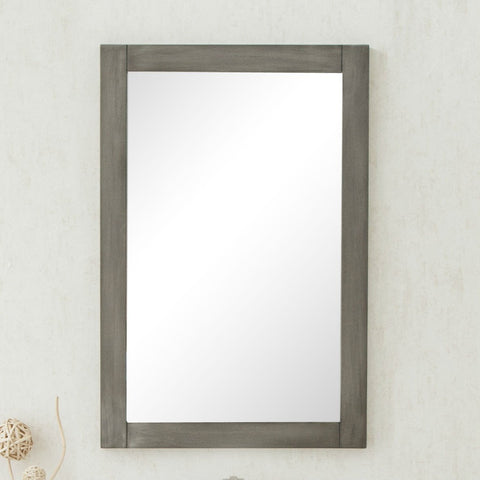 "20"" SILVER GRAY MIRROR FOR 7016 AND 7020 WLF7016-SG-M"