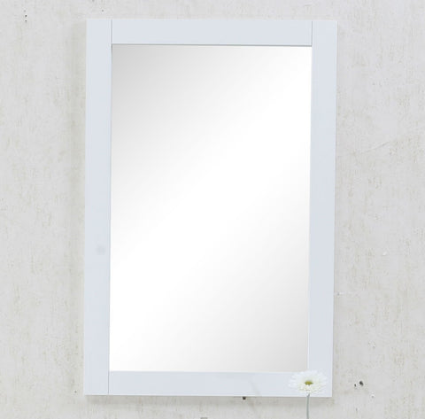 "20"" WHITE MIRROR FOR 7016 AND 7020 WLF7016-W-M"
