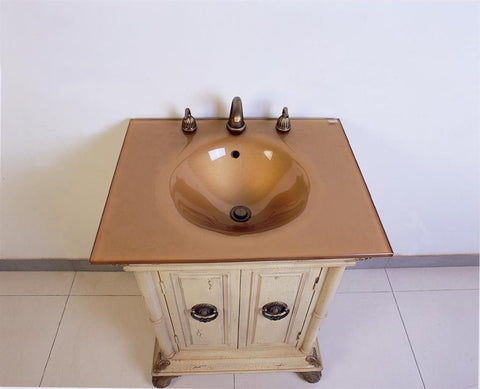 "Image of 28"" SINK CHEST  - NO FAUCET LF60"