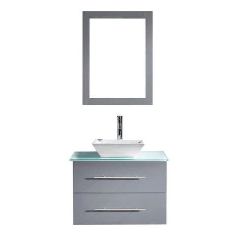 "Image of 29"" Single Bathroom Vanity MS-560-G-GR"