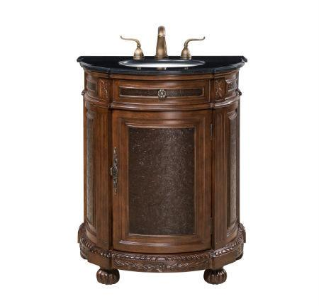 "Image of 29"" SINK VANITY WITHOUT FAUCET LF72"