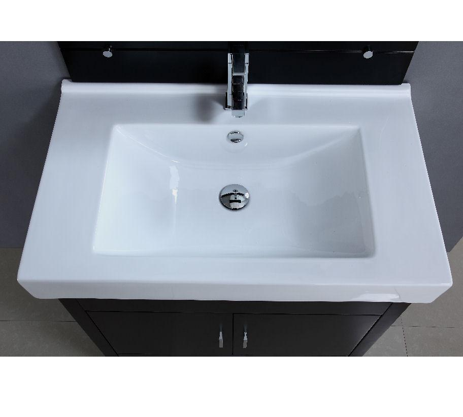 "31.5"" SINK CHEST  - SOLID WOOD - NO FAUCET WA3107"
