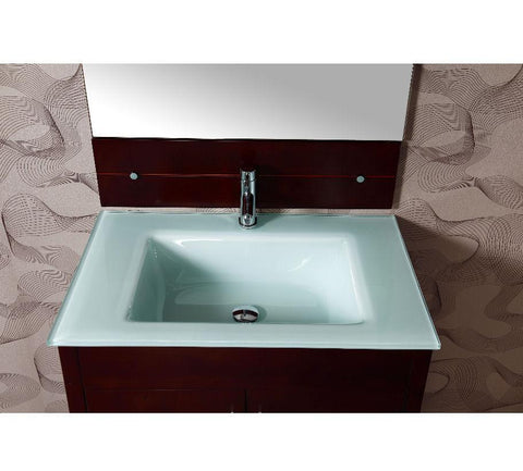 "Image of 32"" SINK CHEST  - SOLID WOOD - NO FAUCET WA3110"