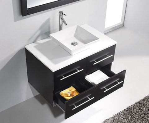 "Image of 35"" Single Bathroom Vanity"