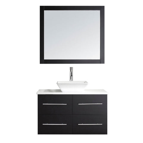 "Image of 35"" Single Bathroom Vanity MS-565-S-ES"