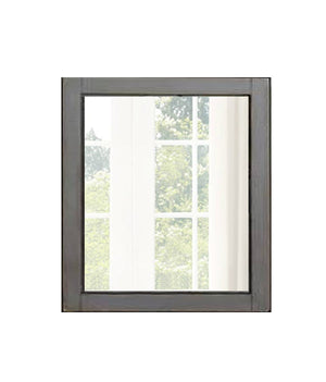 "36"" GRAY MIRROR WLF7036-36-M"
