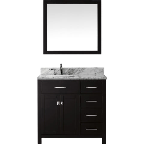 "36"" Single Bathroom Vanity MS-2136R-WMSQ-ES"