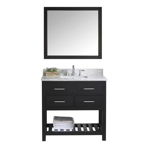 "Image of 36"" Single Bathroom Vanity MS-2236-WMSQ-ES"