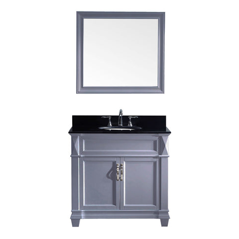 "36"" Single Bathroom Vanity MS-2636-BGRO-GR"