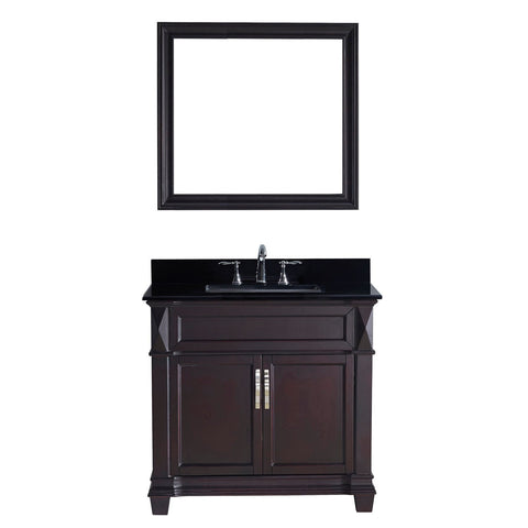 "36"" Single Bathroom Vanity MS-2636-BGSQ-ES"