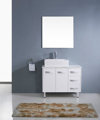 "Image of 36"" Single Bathroom Vanity UM-3069-WM-ES"