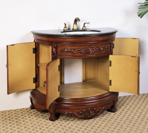 "Image of 36"" SINK CHEST  - NO FAUCET-BACKSPLASH AVALIBLE LF33"