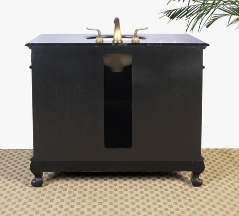 "Image of 41"" SINK CHEST  - NO FAUCET-BACKSPLASH AVALIBLE LF06/1"