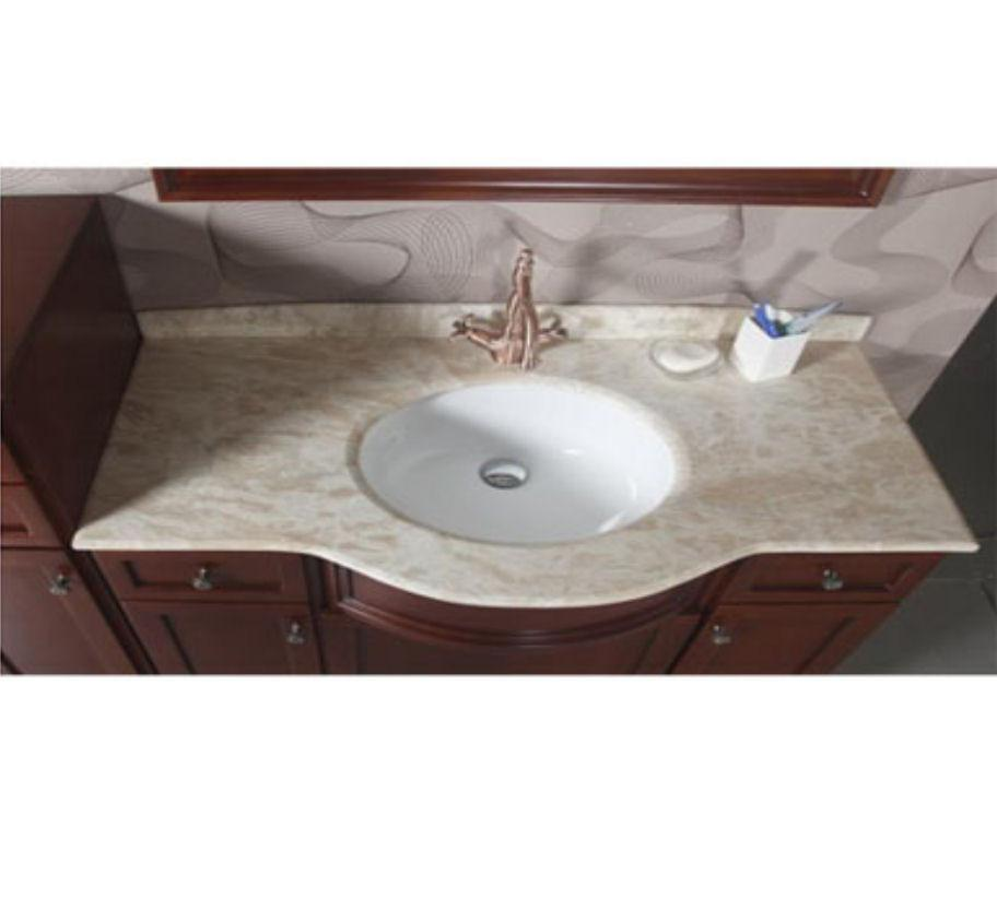 "43"" SINK CHEST  - SOLID WOOD - NO FAUCET WA3002"
