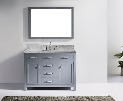 "48"" Single Bathroom Vanity MS-2048-WMRO-CG"