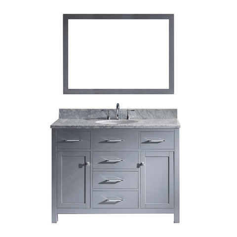 "48"" Single Bathroom Vanity MS-2048-WMRO-GR"