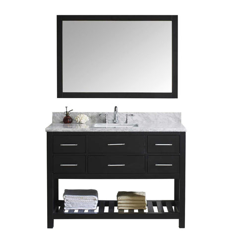 "48"" Single Bathroom Vanity MS-2248-WMSQ-ES"