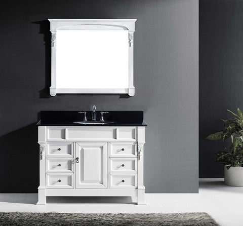 "48"" Single Bathroom Vanity MS-2948-BGRO-DW"