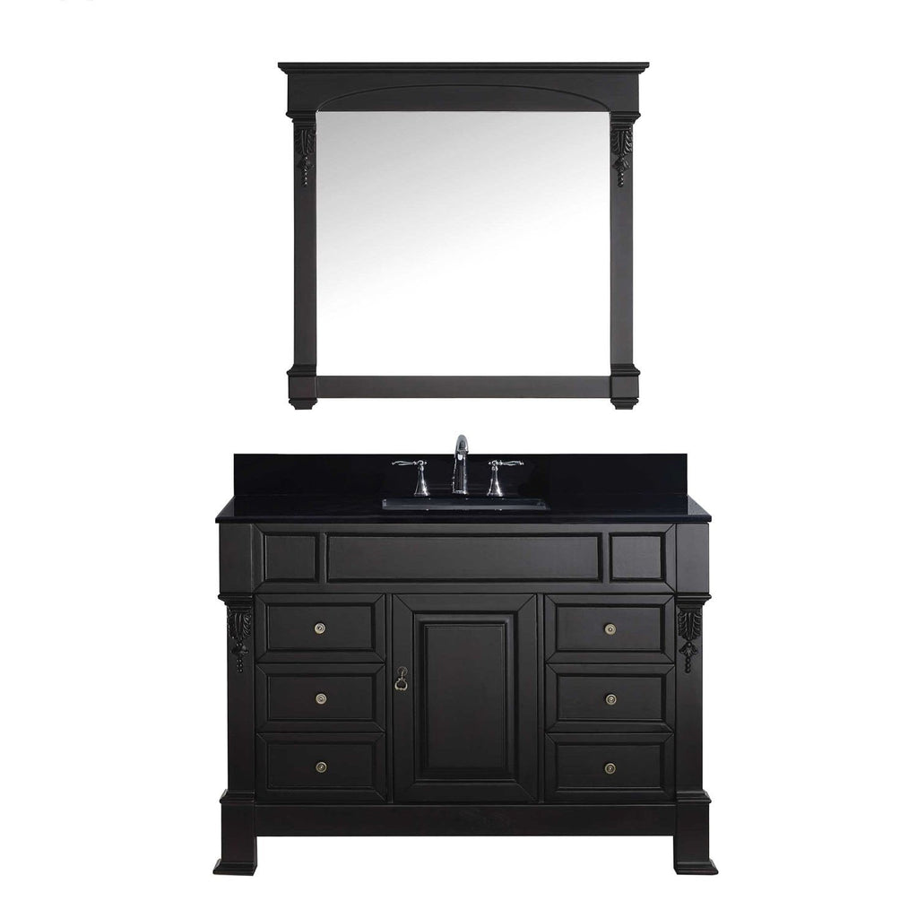 "48"" Single Bathroom Vanity MS-2948-BGSQ-DW"