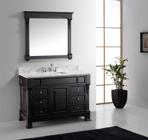 "48"" Single Bathroom Vanity MS-2948-WMRO-DW"