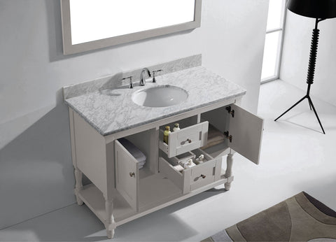 "48"" Single Bathroom Vanity MS-3148-WMRO-CG"
