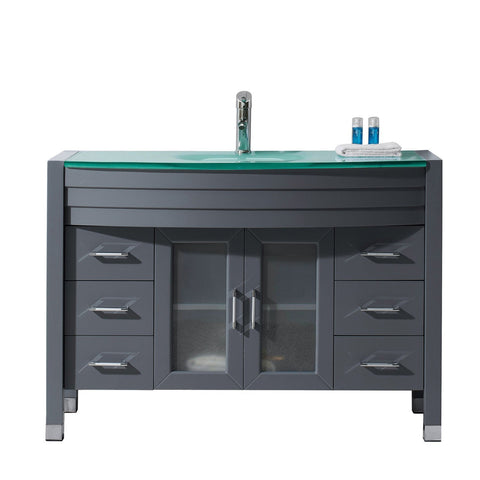 "48"" Single Bathroom Vanity MS-509-G-GR-NM"