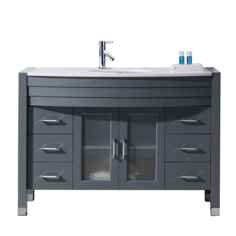 "48"" Single Bathroom Vanity MS-509-S-GR-NM"