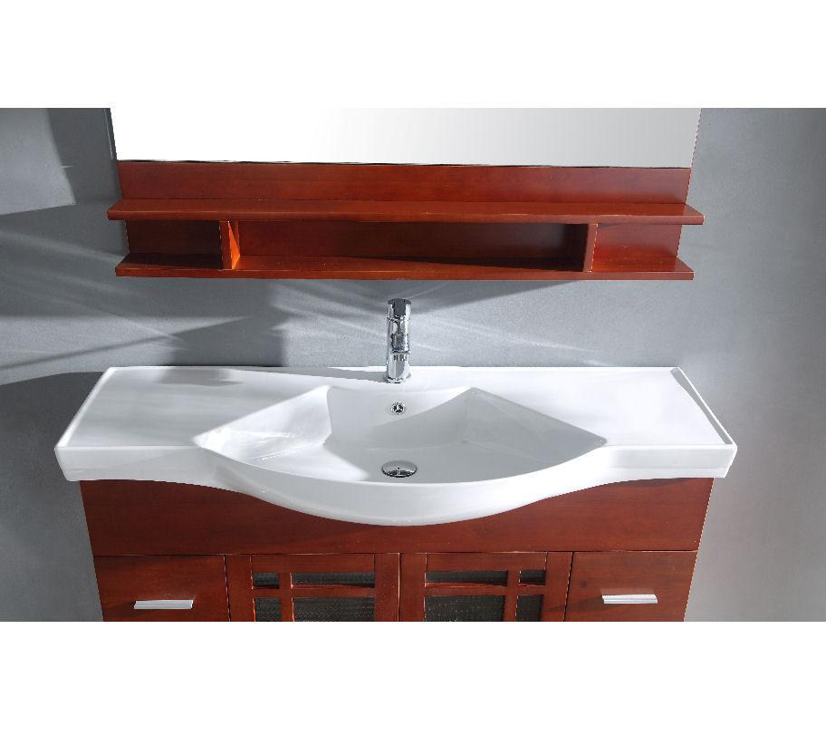 "48"" SINK CHEST  - SOLID WOOD - NO FAUCET WA3138"