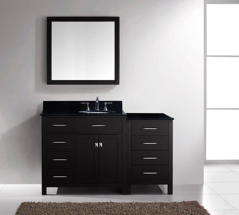 "57"" Single Bathroom Vanity MS-2157L-BGRO-ES"