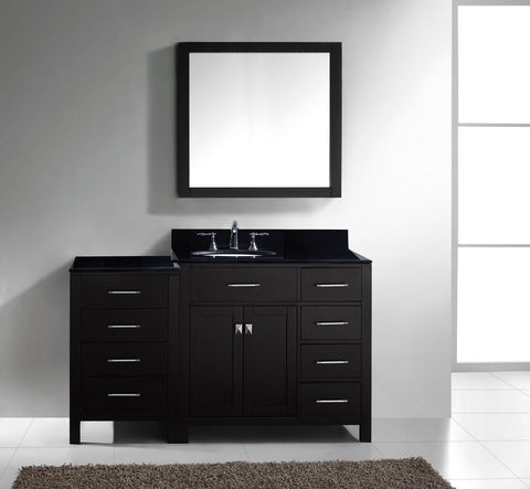 "57"" Single Bathroom Vanity MS-2157R-BGRO-ES"
