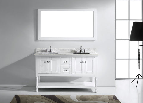"60"" Double Bathroom Vanity MD-3160-WMRO-CG"