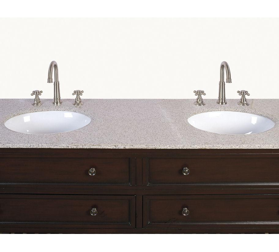 "68"" SINK CHEST  - NO FAUCET-BACKSPLASH AVALIBLE LF39"
