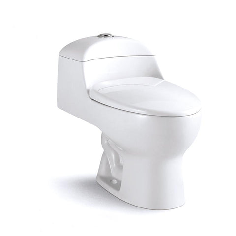 Alya Bath ALYA-OPT-1001 Dual Flush One Piece Toilet ALYA-OPT-1001