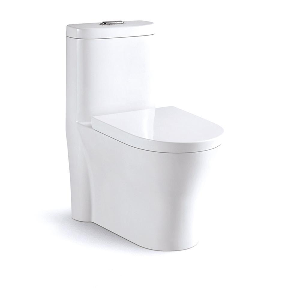 Alya Bath ALYA-OPT-1003 Dual Flush One Piece Toilet ALYA-OPT-1003
