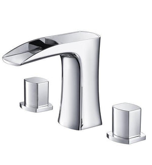 Fortore Widespread Mount Faucet