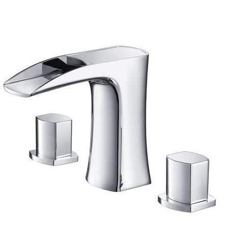 Image of Fortore Widespread Mount Faucet FFT3076BN